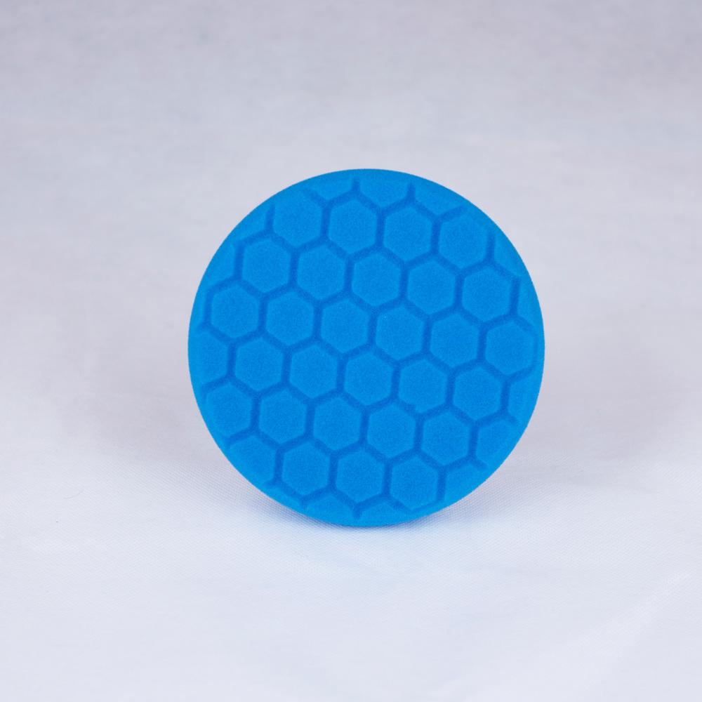 Chemical Guys HEX LOGIC BLUE SOFT POLISHING PAD 5,5 INCH 140mm