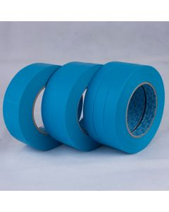 3M 3434 Detailers Low Tack Blue Masking Tape bundle of 6 rolls