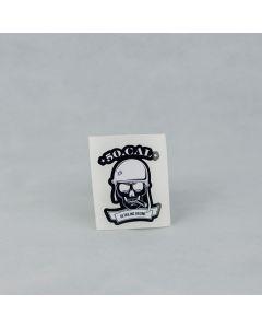 50cal Detailing - 50cal Logo Sticker