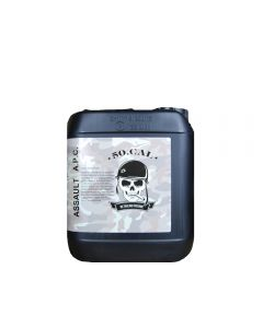 50cal Detailing Assault All Purpose Cleaner for interior & exterior cleaning 5L