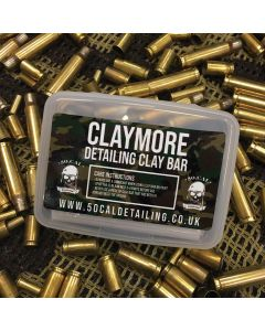 50cal Detailing Claymore Medium Grade Detailing Clay Bar 200g