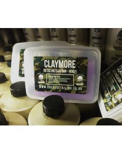 50cal Detailing Claymore Detailing Clay Bar 200g - Heavy Grade