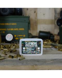 50cal Detailing Claymore Detailing Clay Bar 100g - Medium Grade