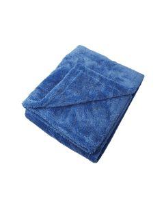 50cal Detailing Magnum Twist Blue 1400gsm Drying Towel - 80cm x 50cm