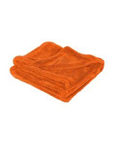 50cal Detailing Magnum Twist Orange 1400gsm Drying Towel - 80cm x 50cm