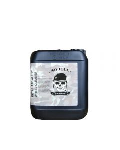 50cal Detailing Retaliate Alloy Wheel Cleaner 5L - Dilutable Concentrate