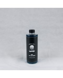 50cal Detailing Target Tar and Glue remover easily and quickly removes tar and glue without scrubbing