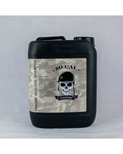50cal Detailing Tracer Shampoo 5L is a high gloss concentrated shampoo in a trade size.