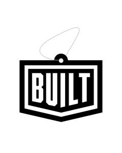 Built - Built Logo Paper Hanging Berry Air Freshener