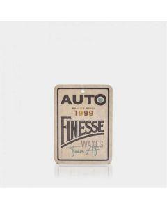 Auto Finesse Signature Retro Leather Air Freshener