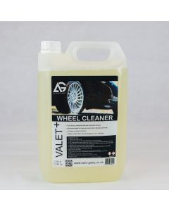 AutoGlanz - Valet + Acidic Heavy Duty Trade Wheel Cleaner 5L