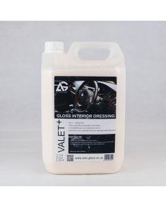 AutoGlanz - Valet + Trade Interior & Exterior Gloss Trim Dressing 5L