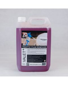 AutoGlanz - Valet + Trade High Concentration Traffic Film Remover (TFR) 5L