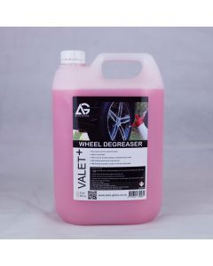 AutoGlanz Valet + Non Acid Wheel Cleaner Degreaser 5L