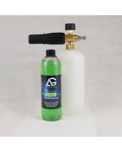 Blok 51 Snow Foam Lance 11.6mm Quick Release With Autoglanz Piste Snow Foam 500ml