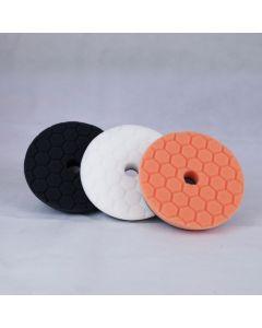 Chemical Guys 5 inch Hex Logic Quantum Pads Medium Paint Kit
