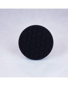 Chemical Guys HEX-LOGIC Finishing Pad - Black (5 Inch)