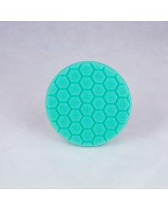 Chemical Guys HEX-LOGIC Heavy Polishing Pad - Green (5 Inch)