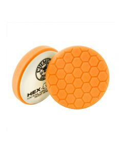 Chemical Guys Hex-Logic Heavy Cutting Pad - Orange (6 Inch)