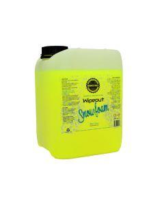 Infinity Wax Wipeout Snowfoam 5L - Wax safe thick foaming pre wash