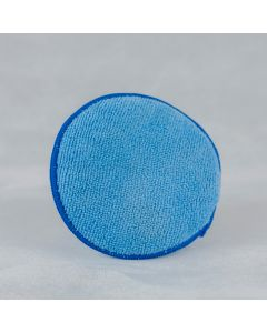 Kent Car Care Blue Microfibre Polish Applicator Pad