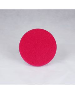 Lake Country Hydrotech Crimson Red Soft Finishing Pad 140mm (5.5 inch)