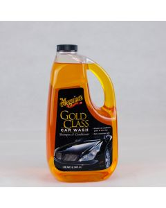 Meguiars Gold Class Car Wash Shampoo and Paint Conditioner 64oz