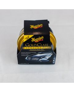 Meguiars Gold Class Paste Car Paint Protection Wax - 311g