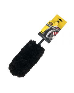 Meguiars Supreme Medium Super Soft Microfibre Wheel Cleaning Brush