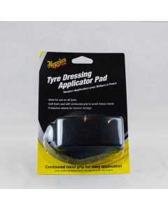 Meguiars Tyre Dressing Applicator Pad With Plastic Case