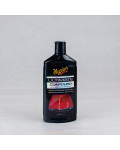 Meguiars Ultimate Compound Medium To Light Hand Or Machine Polish 473ML