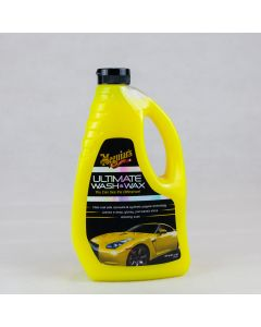 Meguiars Ultimate Wash & Wax High Gloss Car Wash Shampoo 1420ml