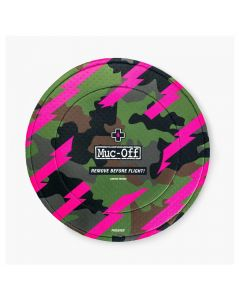 Muc-Off Bicycle Disc Brake Maintenance Covers - Camo