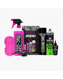 Muc-Off EBike Essentials Cleaning Kit Contents