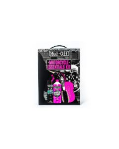Muc-Off Motorcycle Essentials Cleaning Kit
