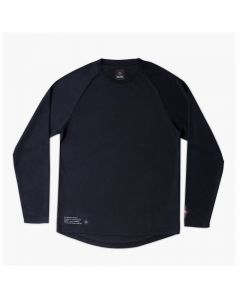 Muc-Off Long Sleeve Riders Jersey - Black