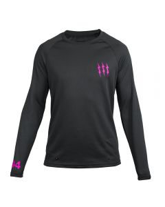 Muc-Off Long Sleeve Riders Jersey - Grey