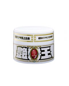 Soft99 King Of Gloss White Polishing Wax 300g