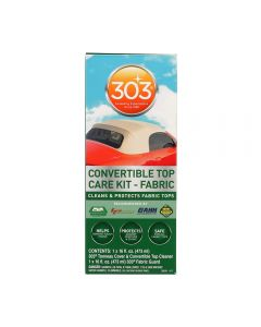303 Convertible Top Cleaning and Care Kit for Fabric