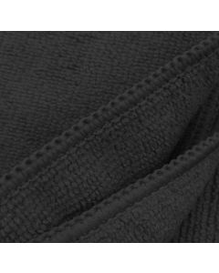 Blok 51 - Premium Quality 300gsm Black Microfibre Cloth