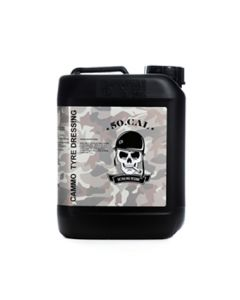50cal Detailing - Cammo Wet Look Tyre Dressing 5L