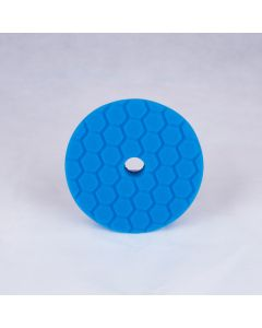 Chemical Guys - Hex-Logic Quantum Finishing Pad - Blue (6 Inch)