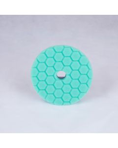 Chemical Guys - Hex-Logic Quantum Heavy Polishing Pad - Green (6 Inch)