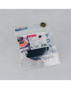 Flexipads World Class - 75mm DA BLACK Microfibre CUTTING Disc