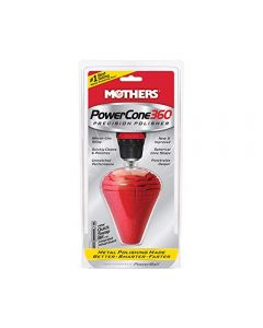 Mothers - Powercone 360 - Metal Polishing Cone