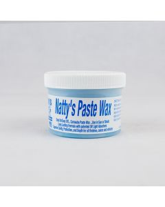 Poorboys World - Nattys Paste Wax Blue 8oz