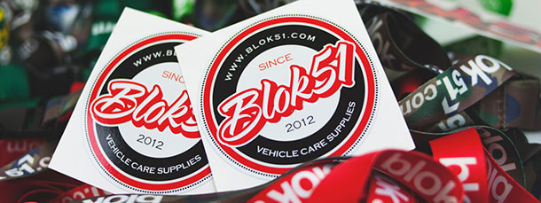 Blok 51 Clothing And Stickers